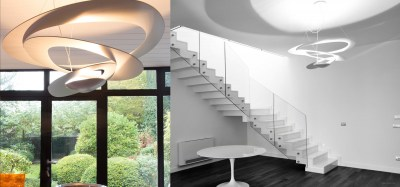 Artemide Pirce Suspension Whiteпрп