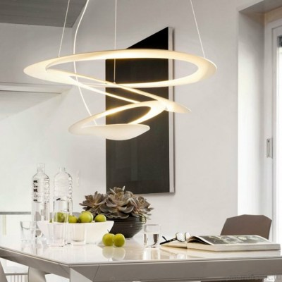 Artemide Pirce Suspension Whiteпр